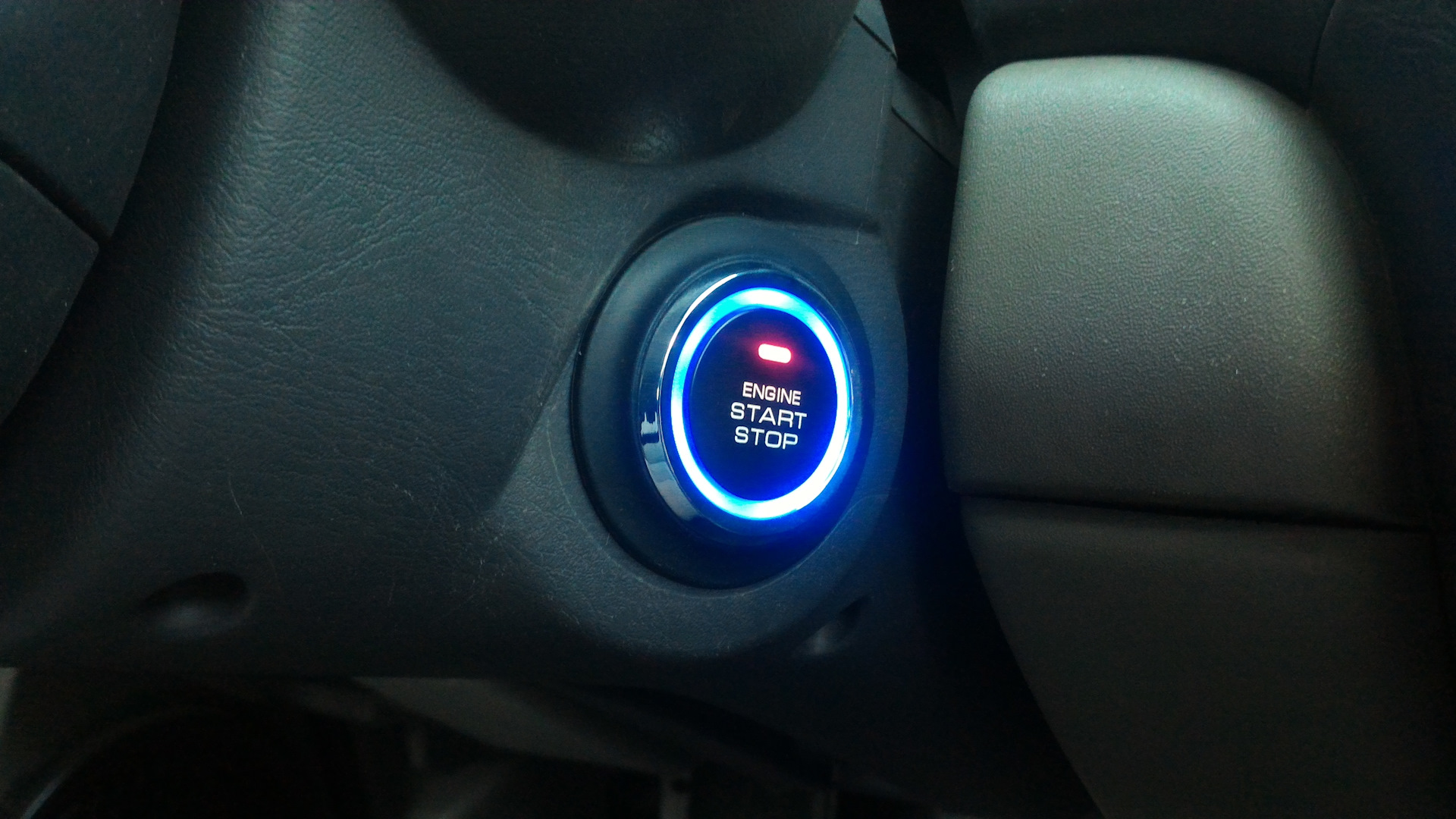 Кнопка старт на автомобиль своими руками