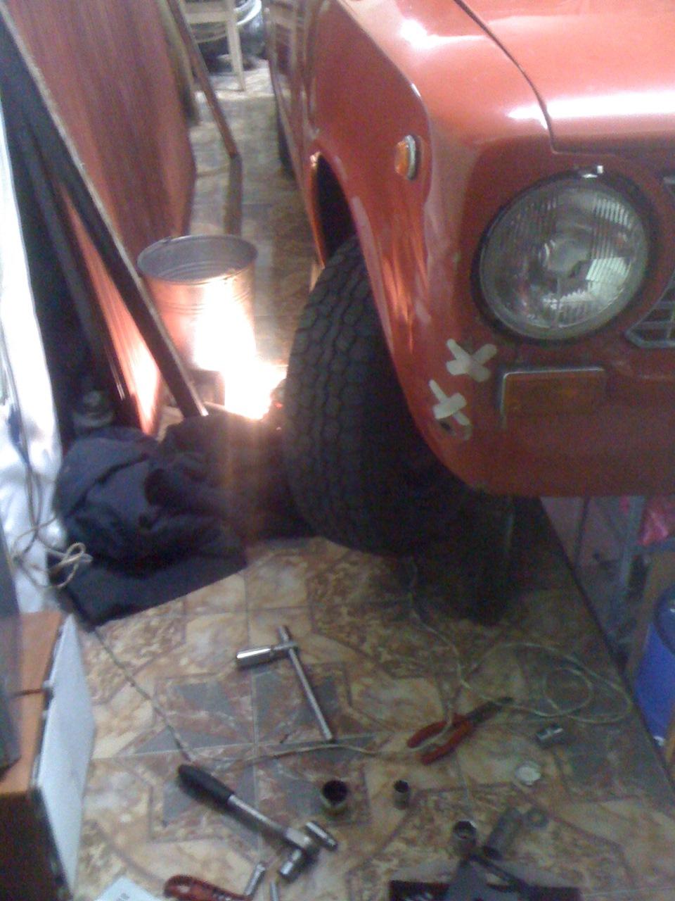 Ваз 2101 ремонт своими руками автомобиля