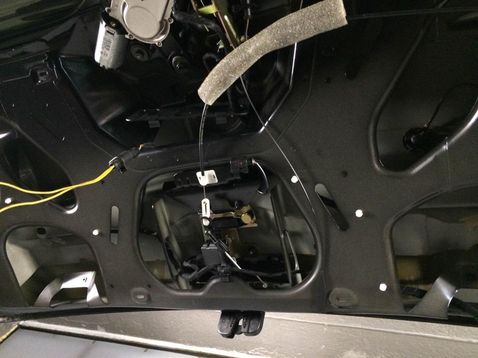 Замена багажника touareg nf Ремонт гидроусилителя руля octavia a5