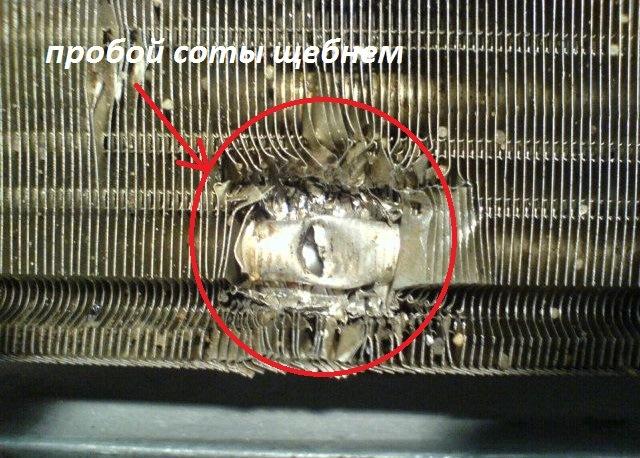 1ff47fcs 960 - Установка сетки в бампер гранта