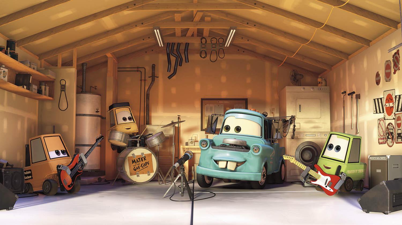 Картинка гараж для машины для детей