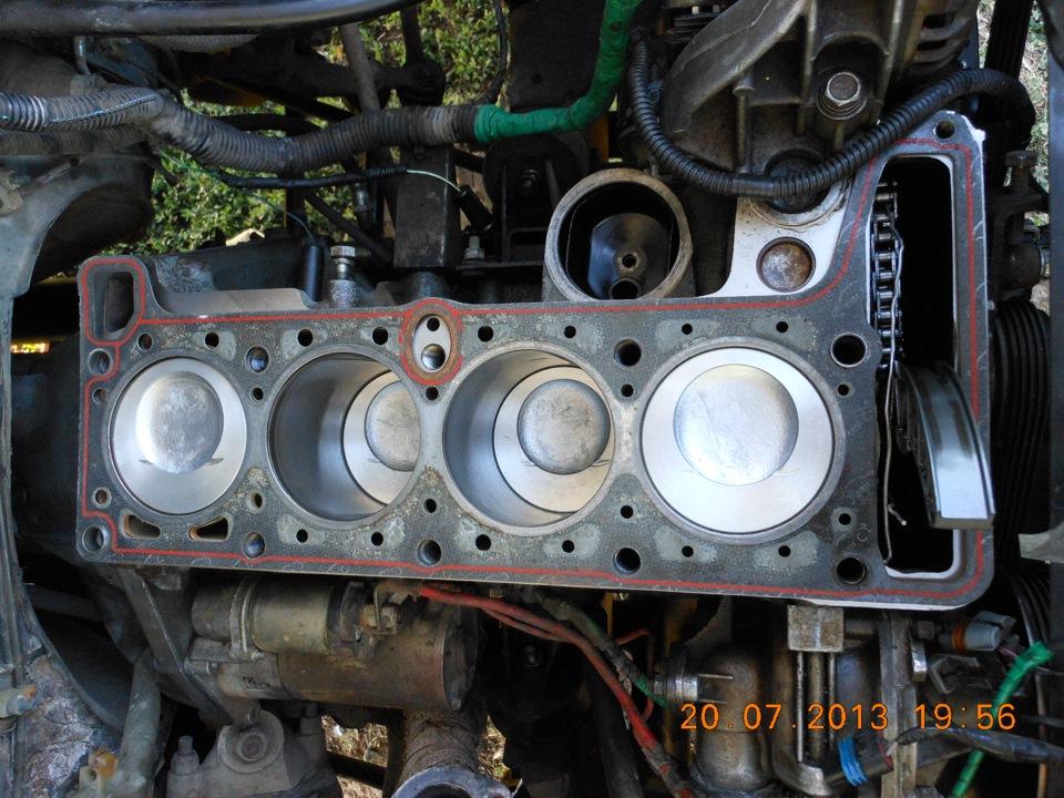 Шевроле нива доработка двигателя