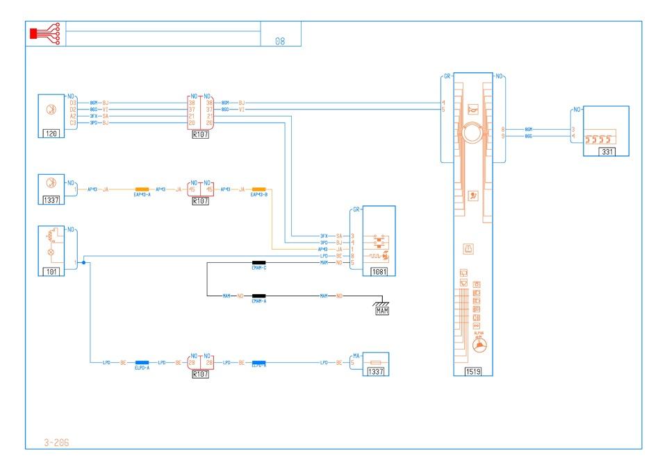 Для примера: Схема