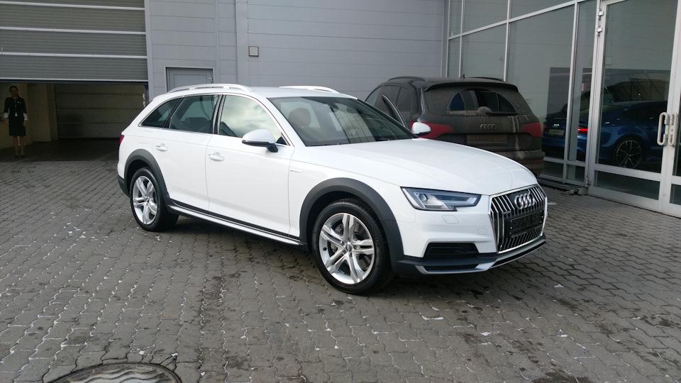 Audi A4 Allroad отзывы владельцев с фото Drive2ru