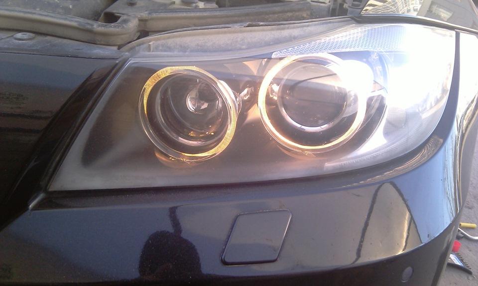 ангельские глазки для BMW e46 какие лучше