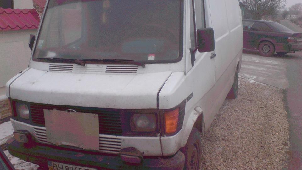 Mercedes benz t1 309d om617 drive2 for Mercedes benz om617