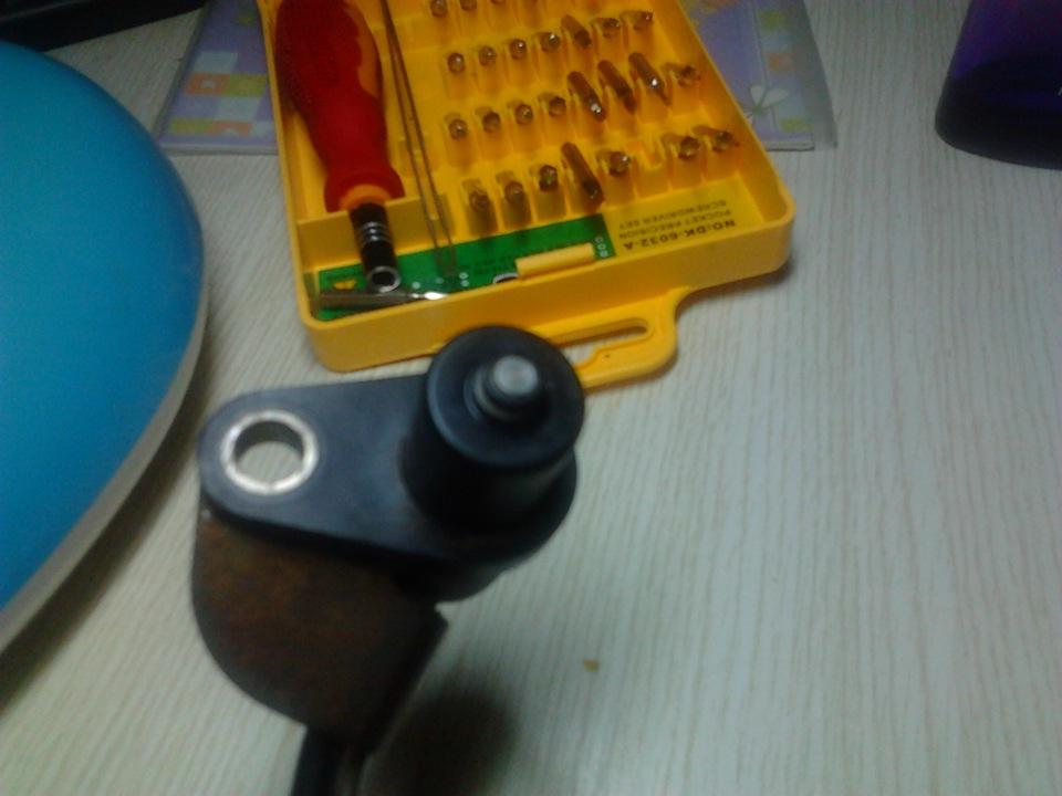 проверка датчика скорости toyota mark 2