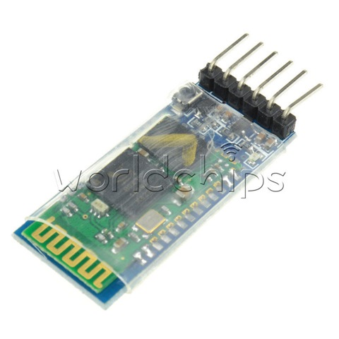 Wireless Bluetooth RF Transceiver Module Board RS232