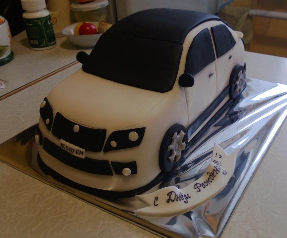 Торт зимушка-зима фото 2