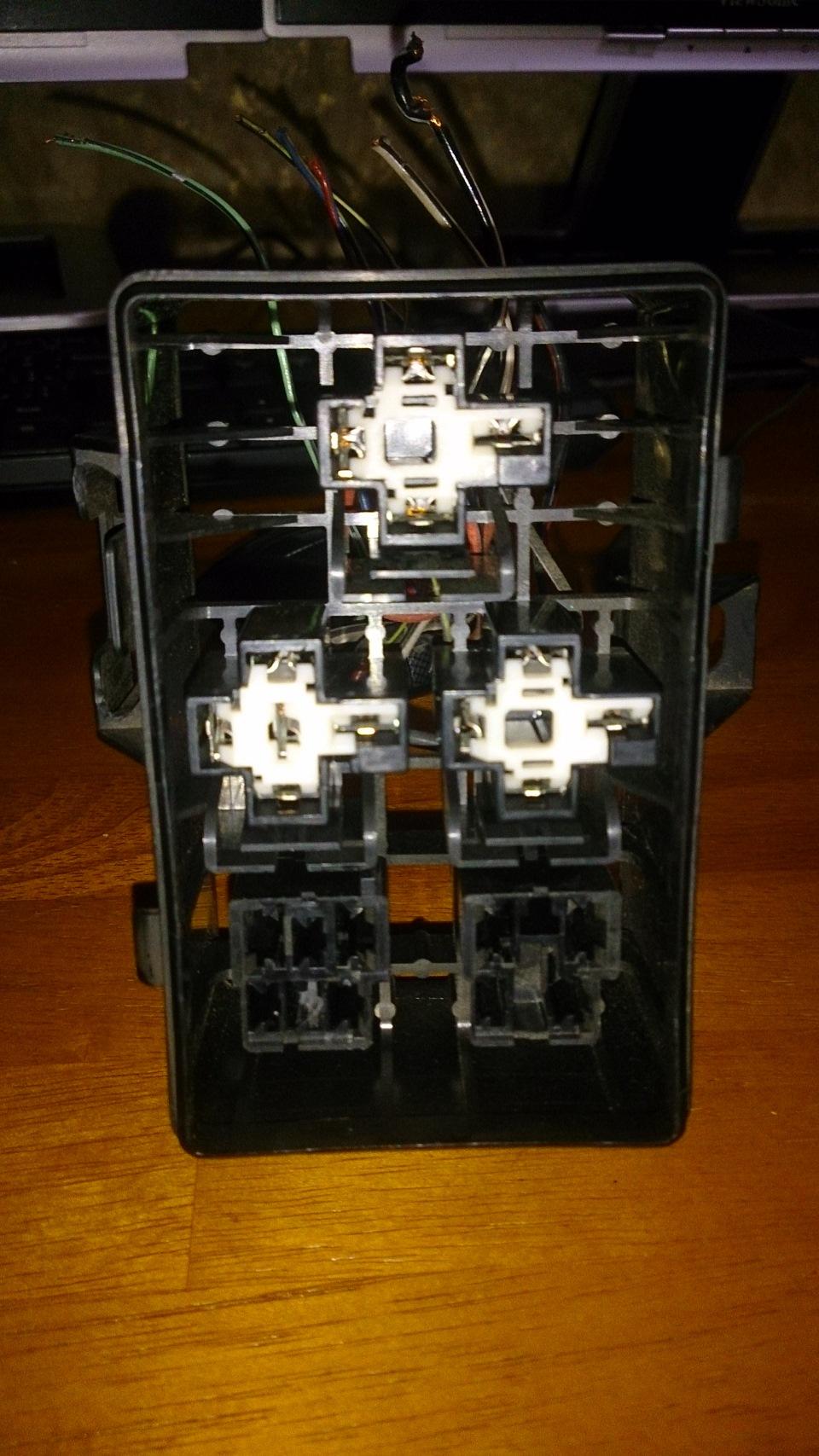 электрическая схема автомобиля mitsubishi montero sport