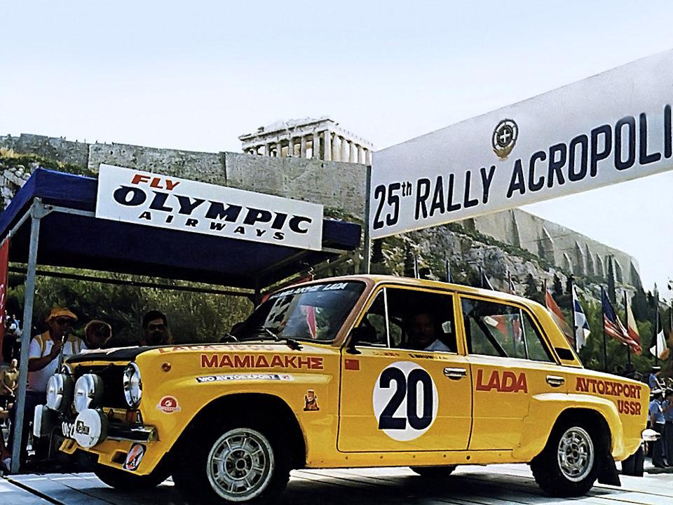 Совпадение или нет, но после успешного выступления Брундзы на Ралли Акрополис, продажи LADA в Греции увеличились вдвое