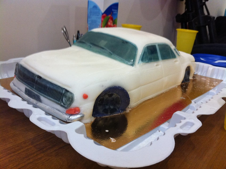 Торт медовый с коньяком фото 3