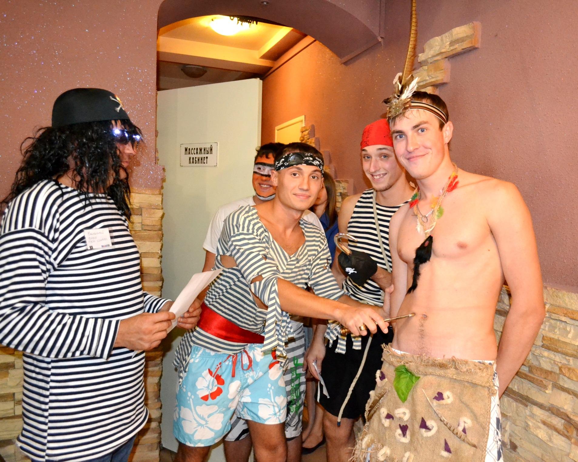 вечеринка в сауне фото - 6