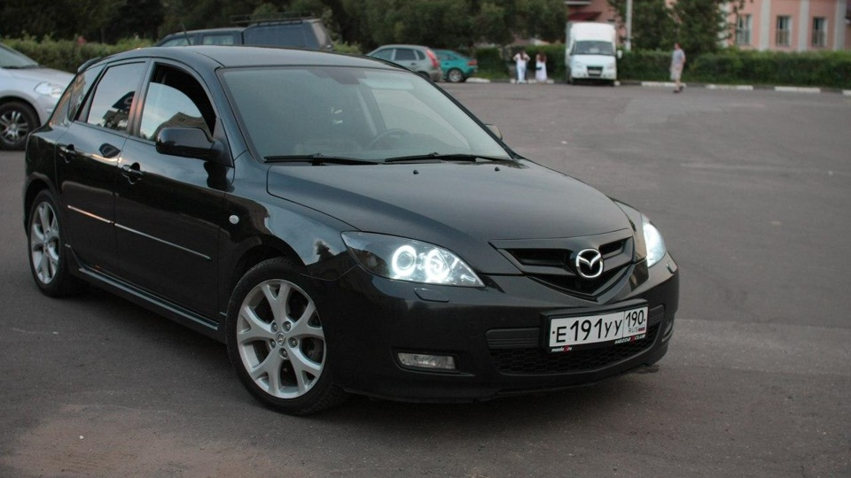 mazda 3 (bk) hatchback отзывы