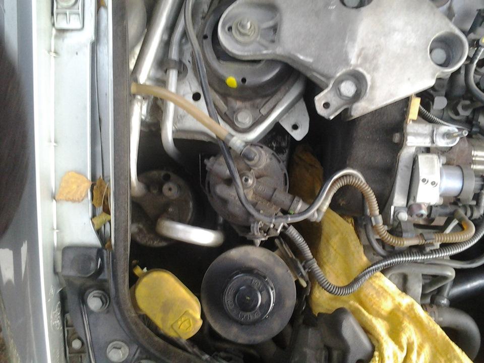 рено логан печка ремонт