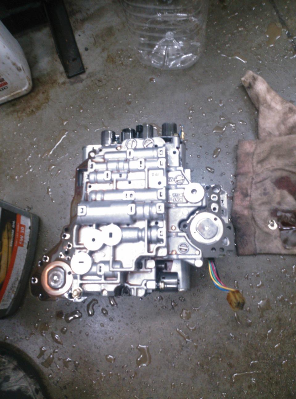 фильтр автоматической коробки передач nissan sunny