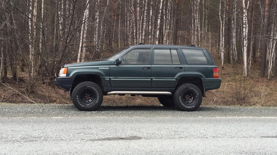 Jeep Grand Cherokee 52 V8 Drive2