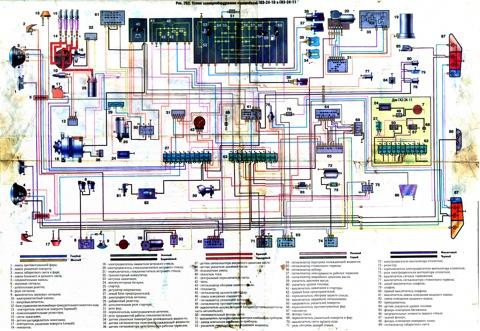 Некоторые электрические схемы