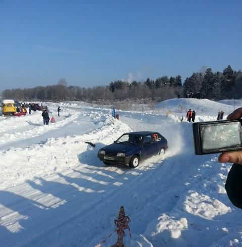 Зимний Кубок по ралли-спринту завершится в феврале