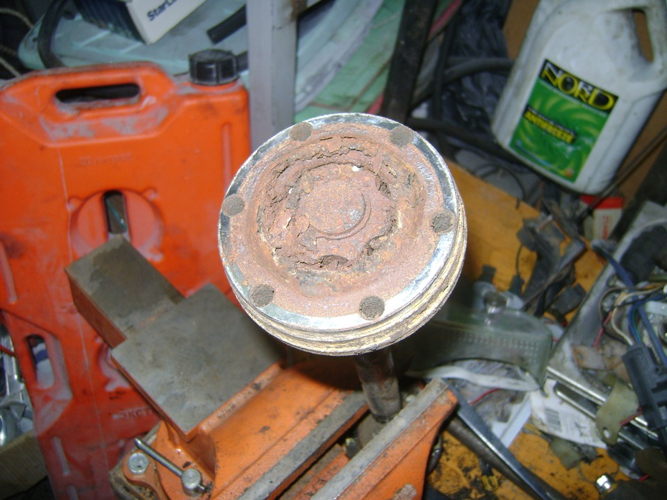 Люфт карданов нива шевроле