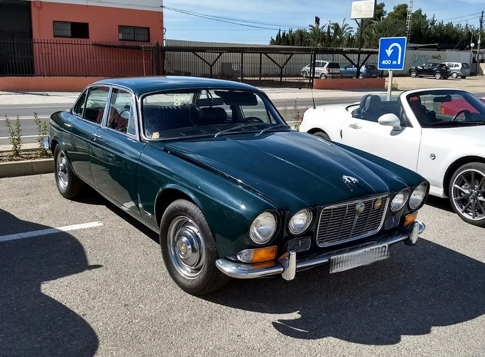 Jaguar XJ Series 1 4,2 litre