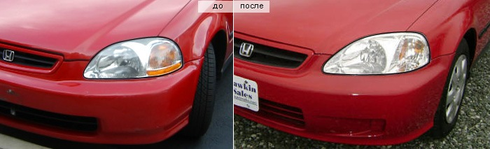 модели кузовов honda civic 6