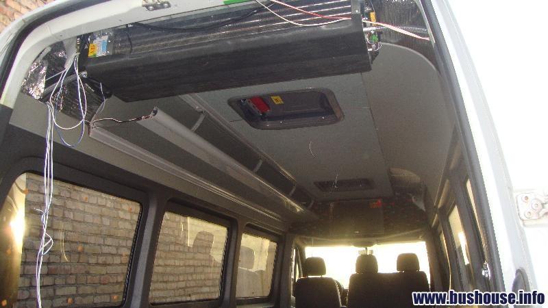 Кондиционер в микроавтобус своими руками 87