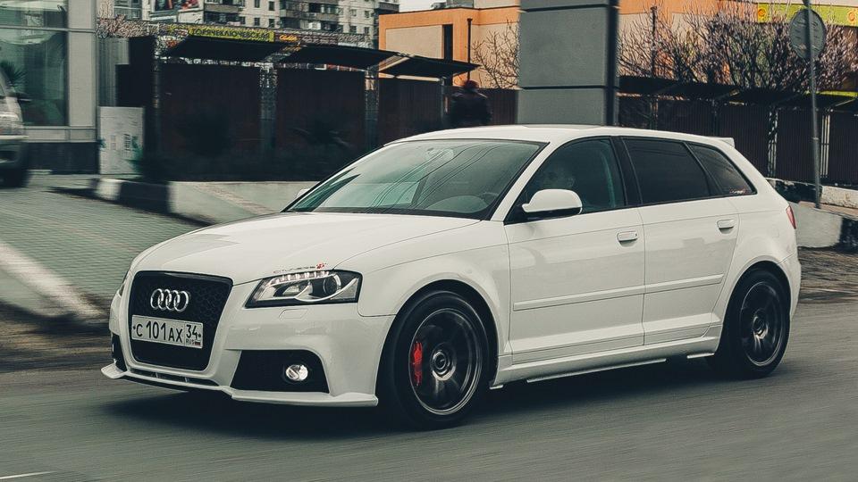 Audi A3 Sportback Niveus E-Tuners 1.4 350 Бортжурнал Турбированные двигатели Правильная эксплуатация Турбины 11