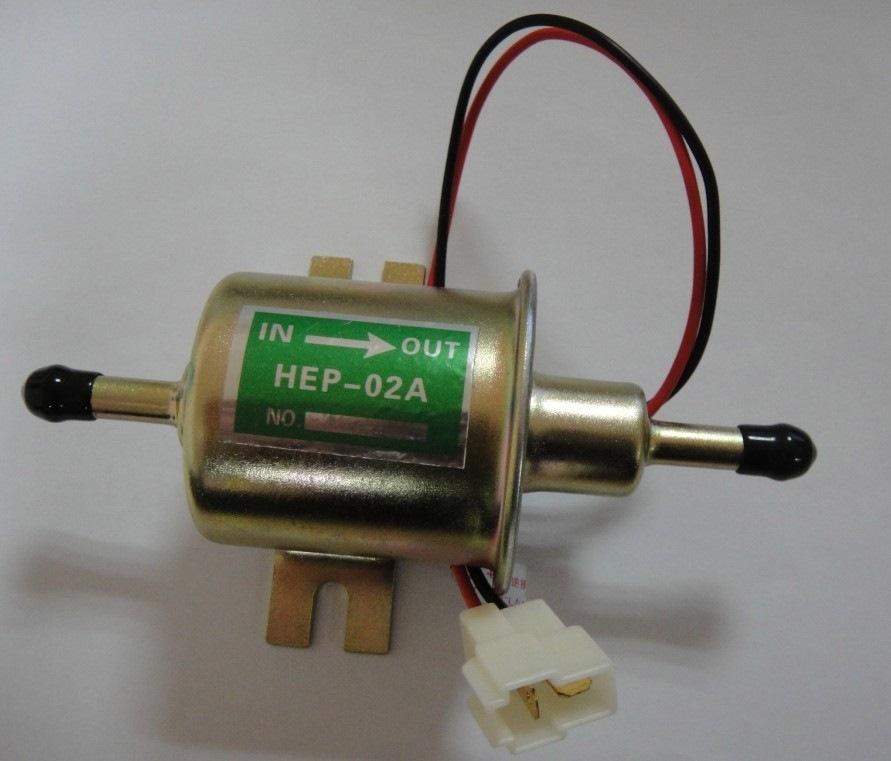 Как сделать электрический топливный насос