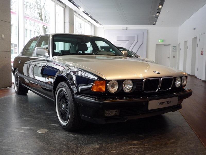 Bmw E32 By Karl Lagerfeld Bmw 7 Series 40 л 1993 года на Drive2