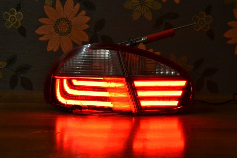 Как сделать фонарь на авто