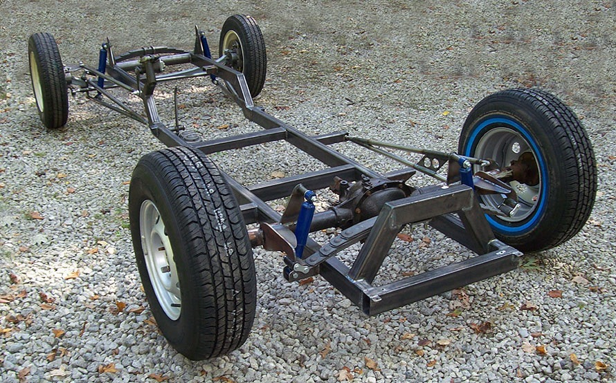 Home built model a frame