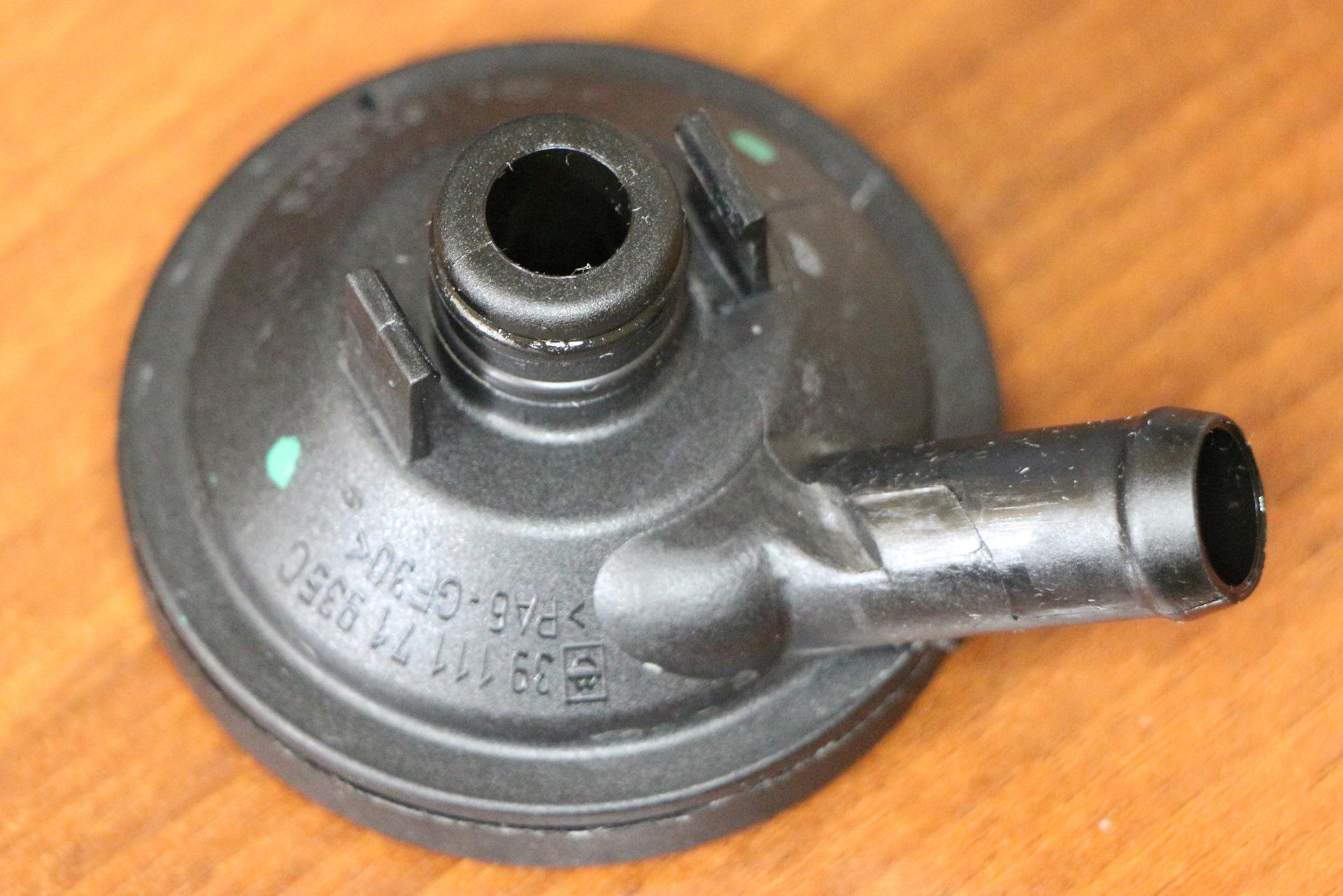 Вентиляция картера: принцип работы, устройство