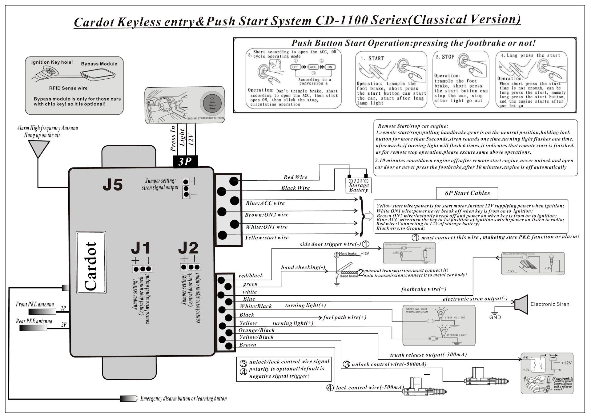 Схема подключения кнопки старт стоп на русском фото 24