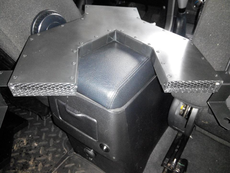 "Воздуховоды к задним пассажирам - бортжурнал Great Wall Hover ""LUX"" 2011 года на DRIVE2"