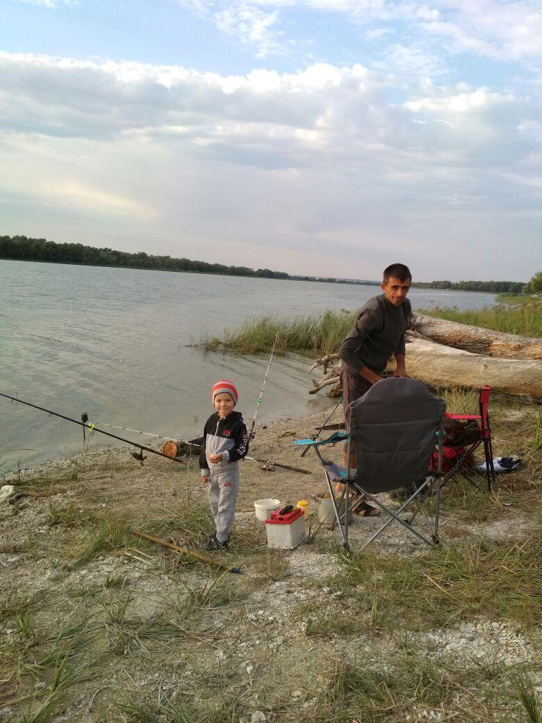 На рыбалку дикарем дон