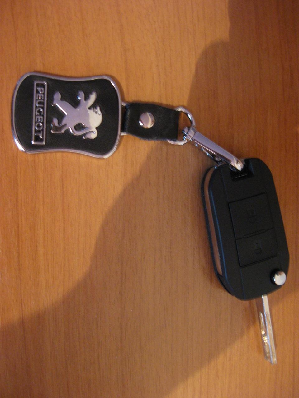 Выкидной ключ бортжурнал Peugeot 307 Lion 1 4 8v Kfw