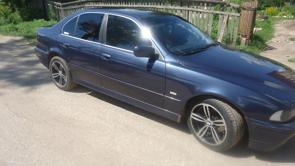 BMW e39 дорога ли в обслуживании