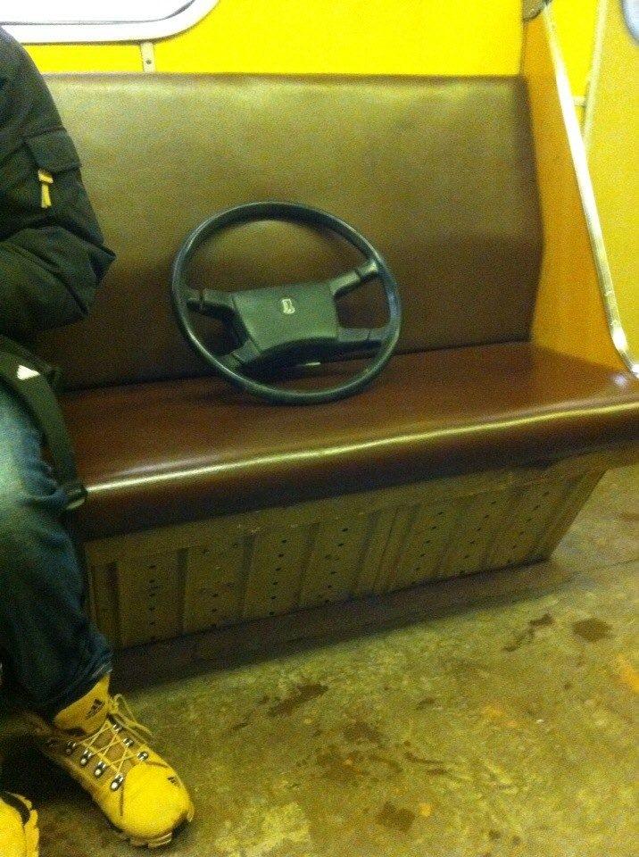 руль ваз 2107 старого образца - фото 4