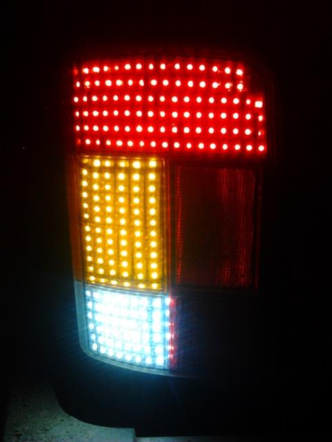 Кaк сделaть светодиодный фонaрь aвтомобиля : Коллекция иллюстраций