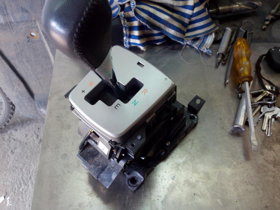 замена робота на автомат тойота королла