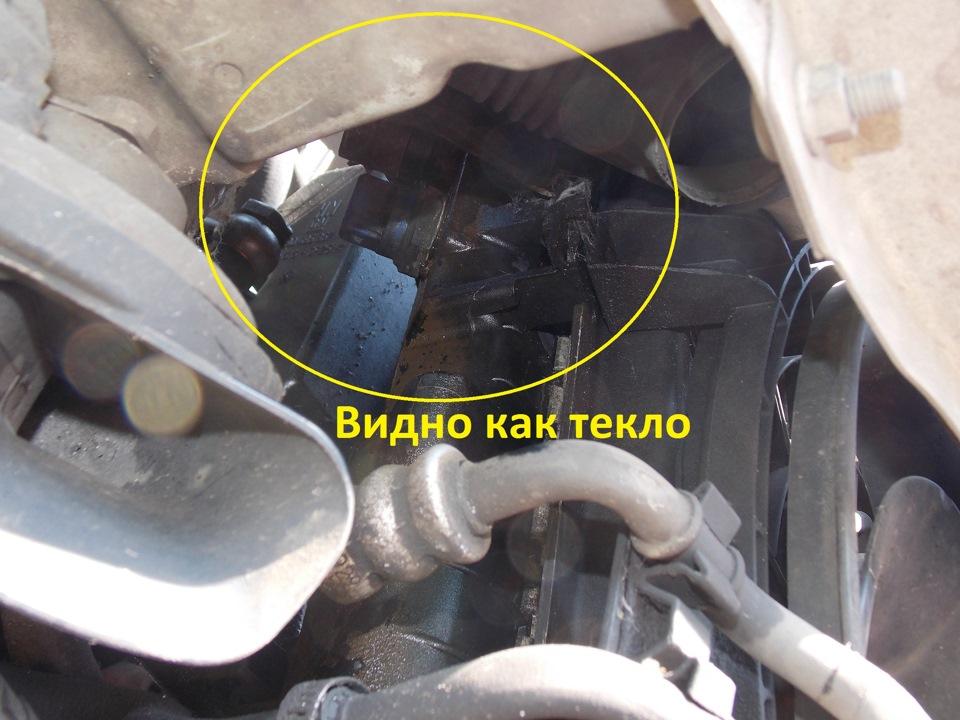 замена патрубков системы охлаждения опель вектра б