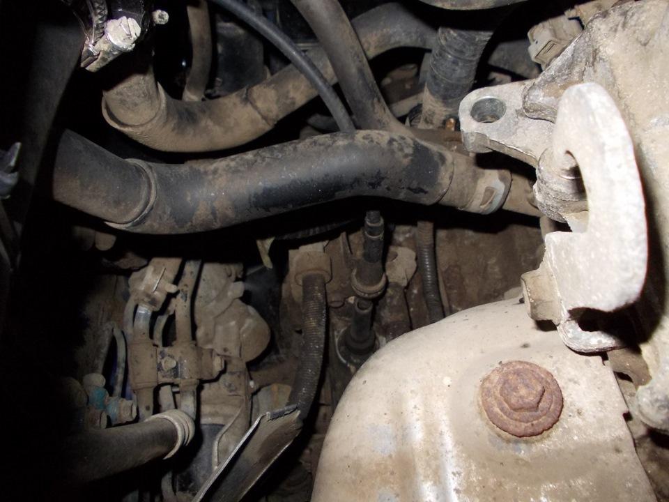 Диагностика форсунок двигателя инфинити qx56
