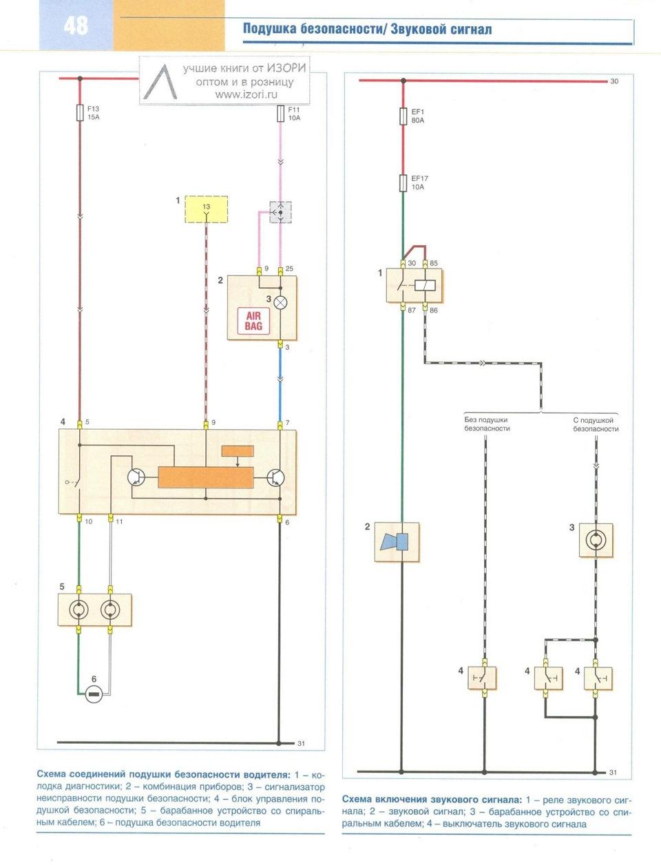 Схема на шевроле ланос