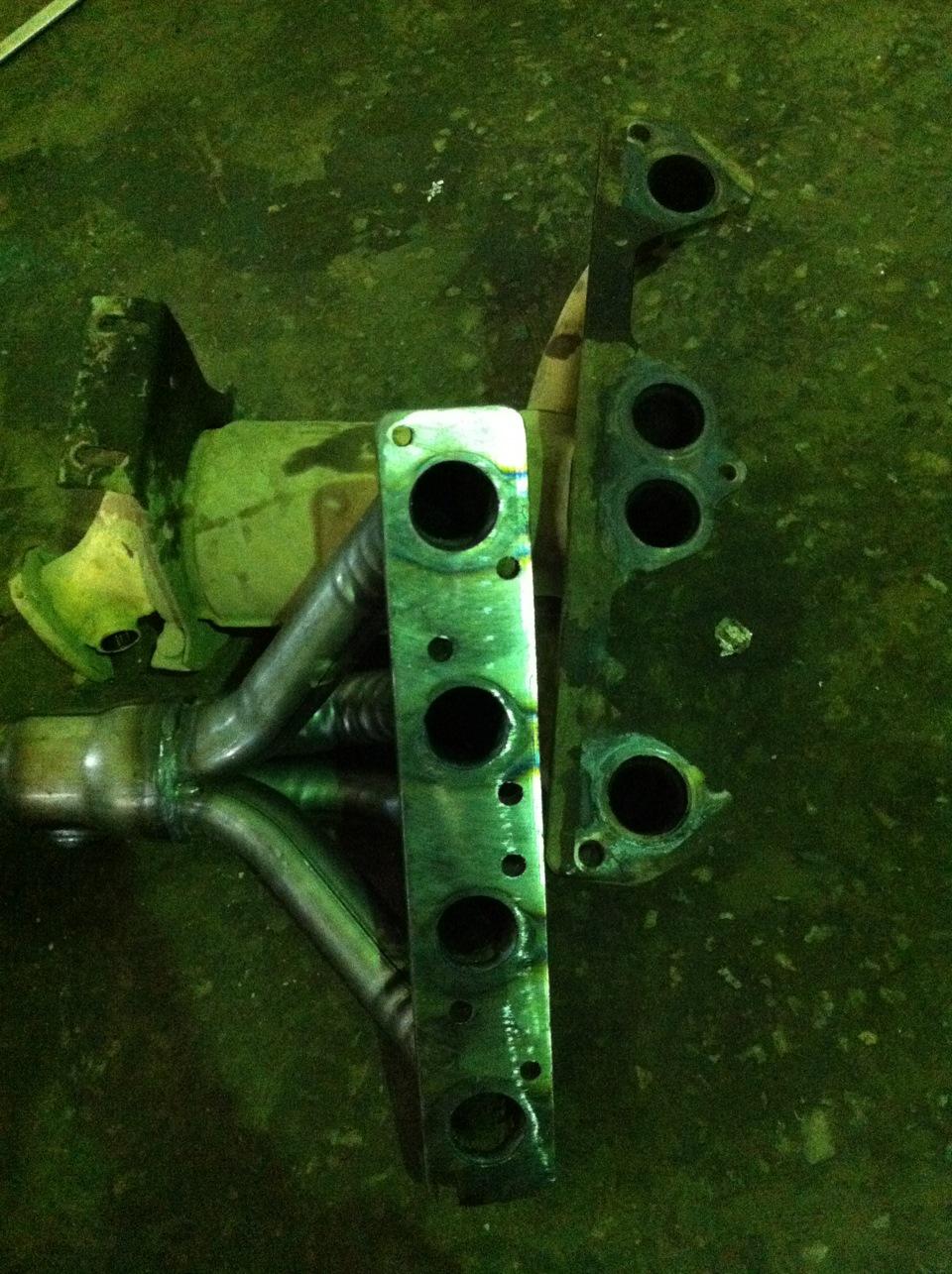 Фото №6 - запах выхлопных газов в салоне ВАЗ 2110