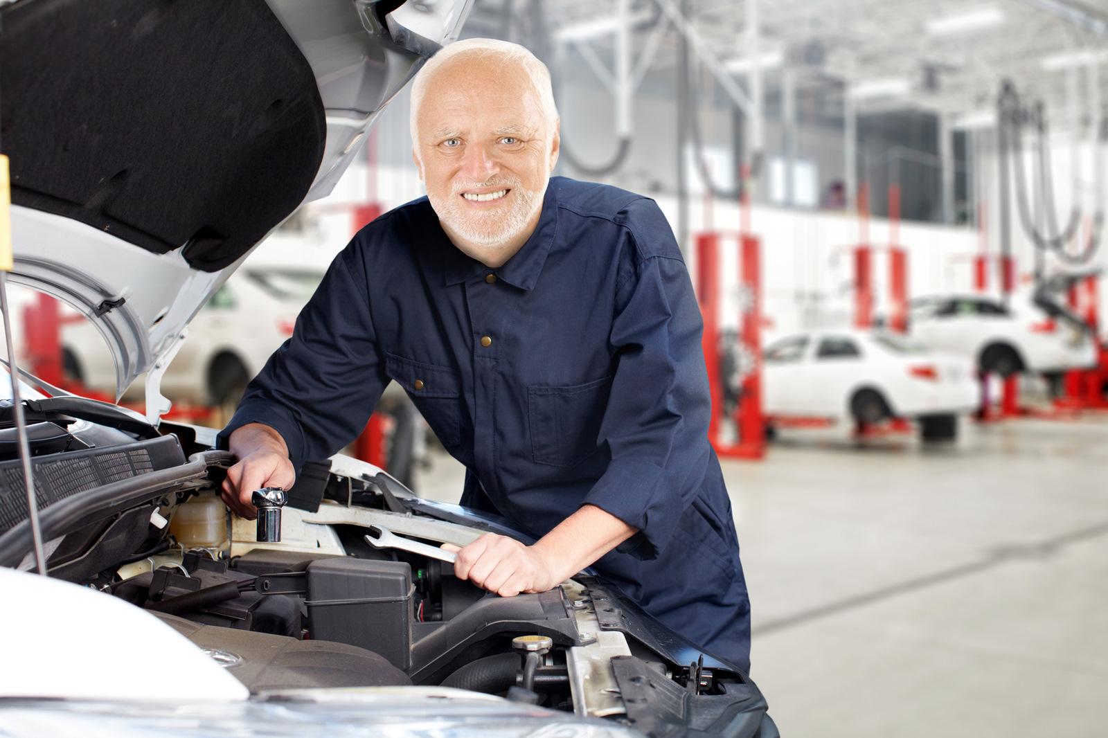 Механик менеджер автомобиля фото