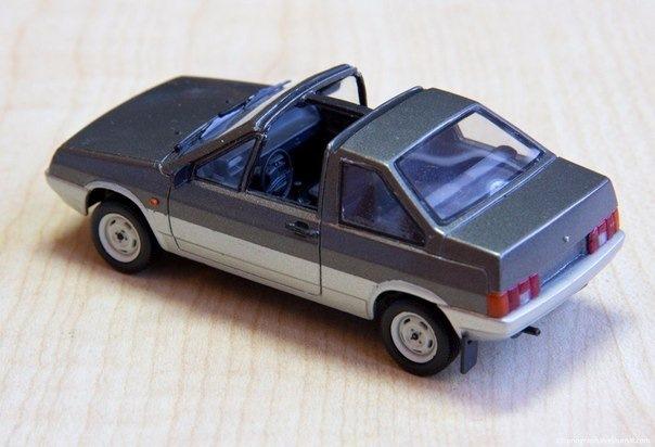 Как сделать масштабную модель автомобиля