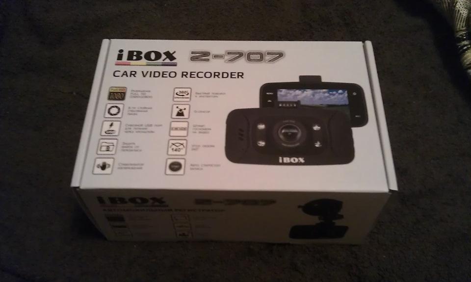 видеорегистратор Ibox Z 707 инструкция по применению - фото 10