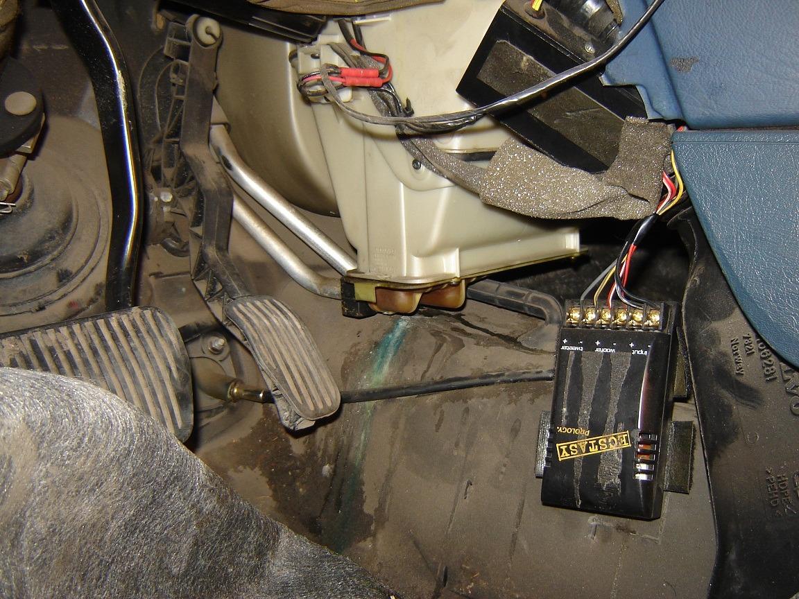как поменять печку радиатора на вольво 850