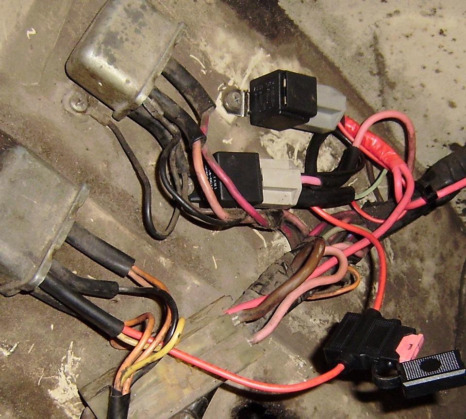 схема подключение генератора г-221